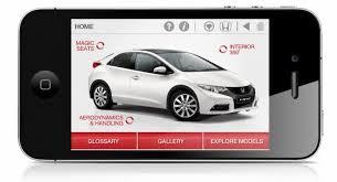 Honda Smartphone