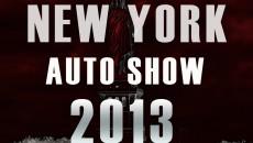 2013 New York Auto Show