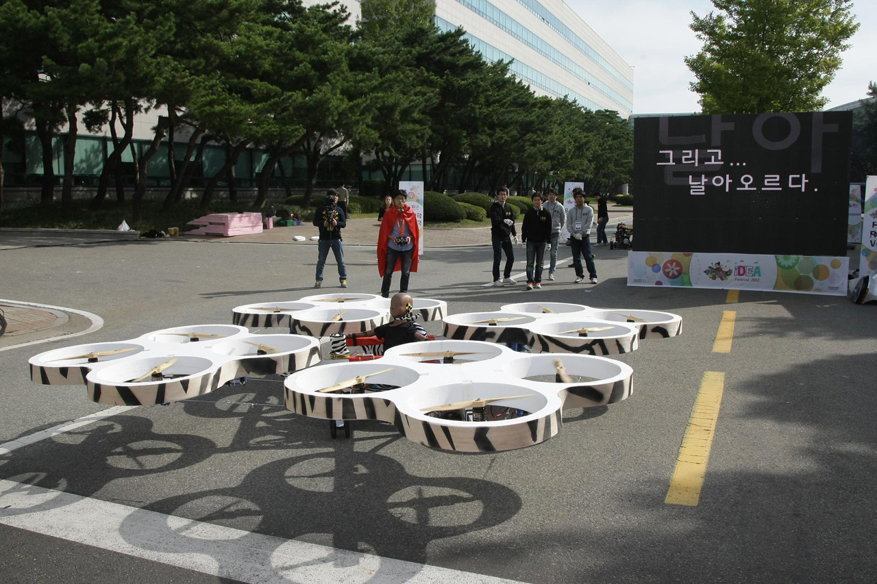 Hyundai shows off a flying vehicle amongst other cool concepts ...