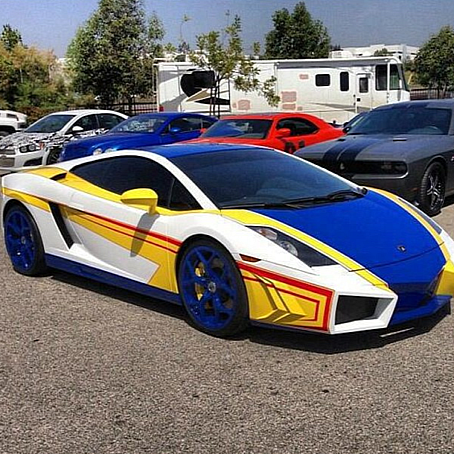 A Hot Wheels Inspired Lamborghini Riced Out Pakwheels Blog