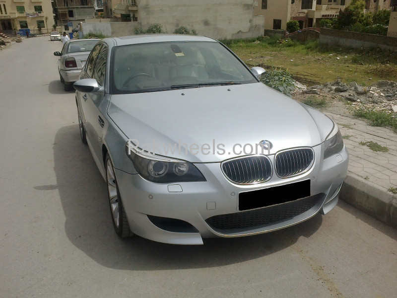 2016 Bmw M5 >> A rare 2006 BMW M5 for sale in Pakistan - PakWheels Blog