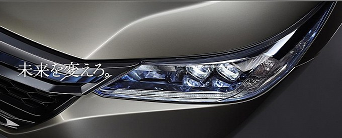 Toyota Corolla in US, Honda were busy in Japan revealing the new 2014