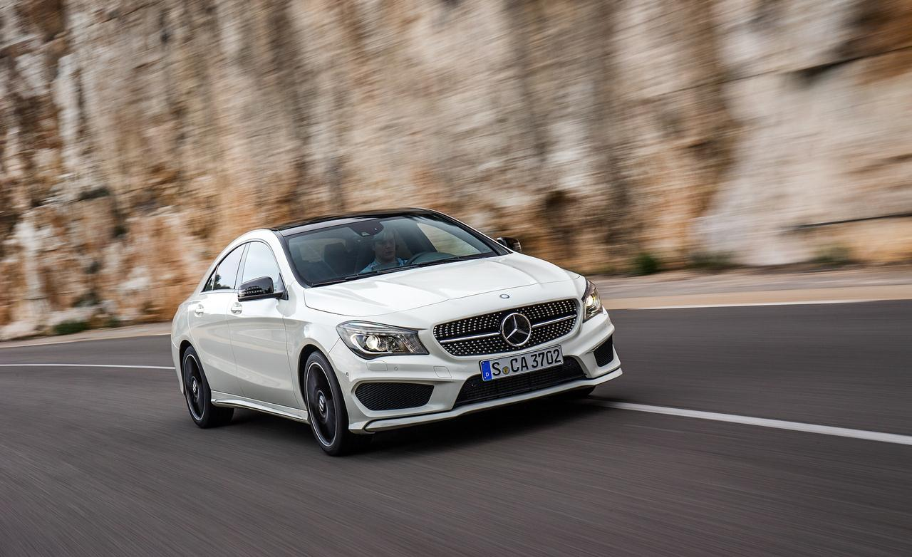 Mercedes cla 250 anyone own one for 2014 mercedes benz cla 250 sport
