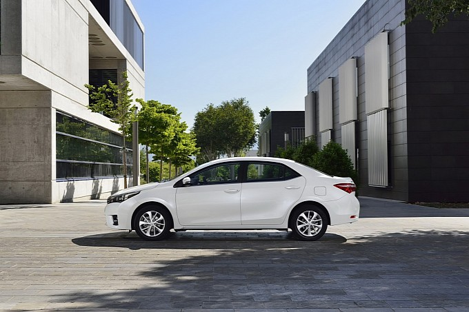 New details and pictures of 2014 euro spec corolla autos post