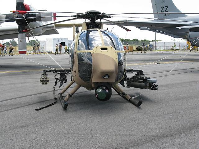 Boeing Unmanned Little Bird