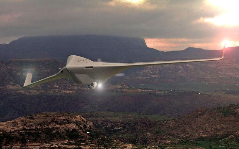 Lockheed Martin Fury 1500