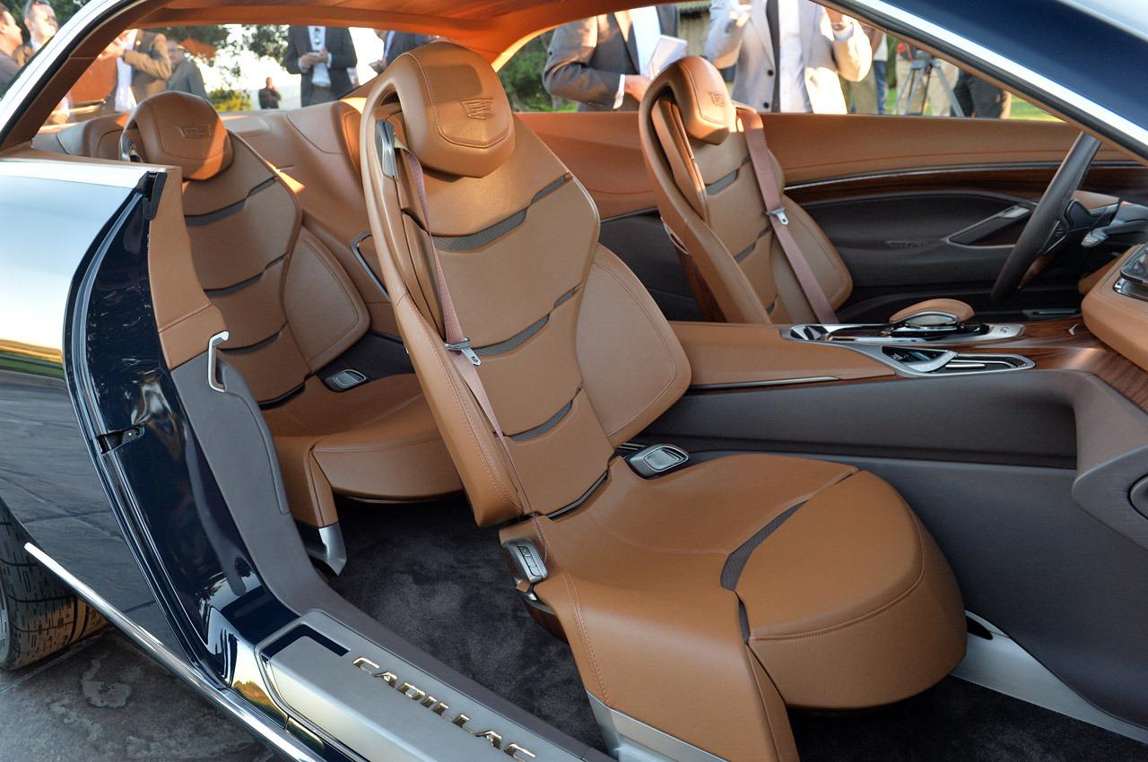 Cadillac Ciel Price >> Cadillac Elmiraj Concept is a dream coupe - PakWheels Blog