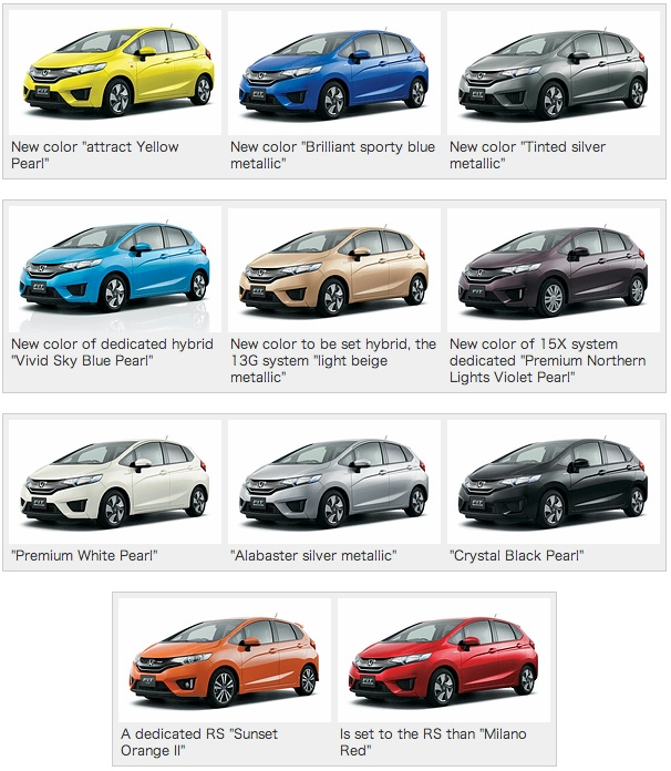 2014 Honda Jazz Fit Shows The Future Of All Hondas