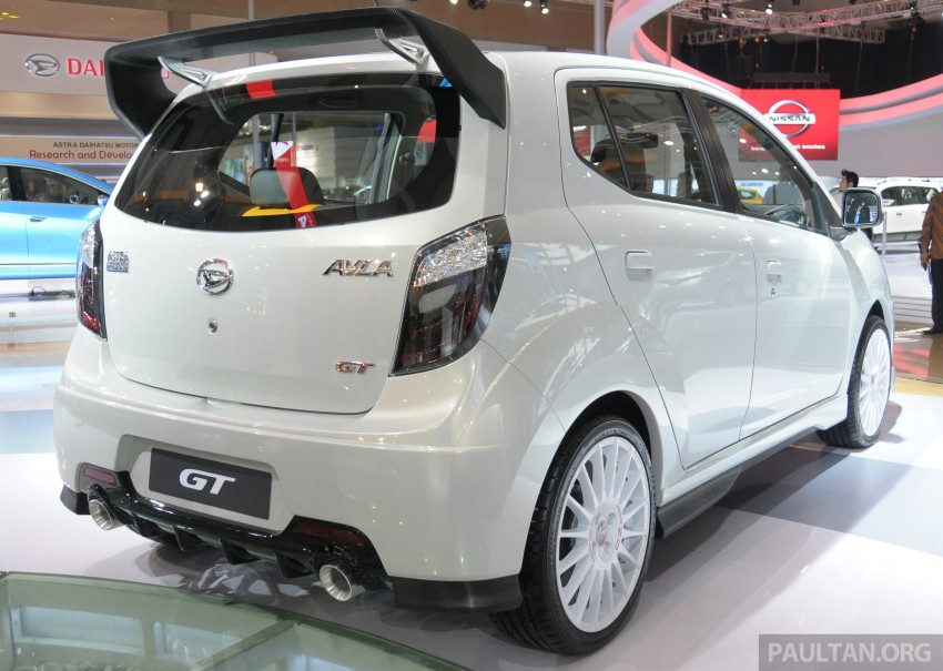 Daihatsu Ayla GT could be the best replacement for Cuore ...