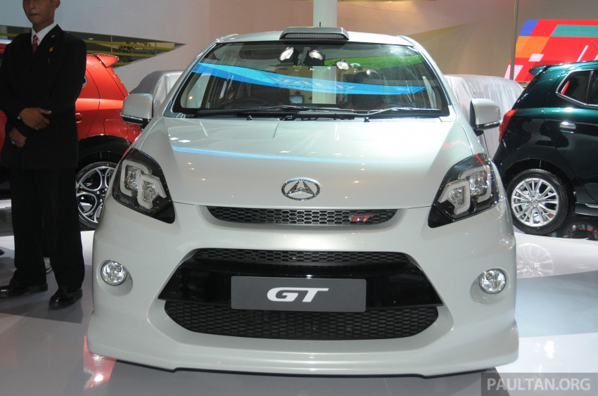 Daihatsu Ayla GT could be the best replacement for Cuore and Charade