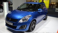 Front-three-quarter-of-the-2014-Suzuki-Swift-facelift