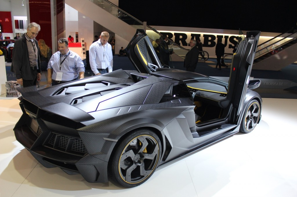 Wheels Up Cost Per Hour >> Mansory's Lamborghini Aventador Carbonado - PakWheels Blog