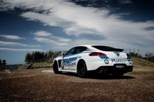 Panamera Police Car 1