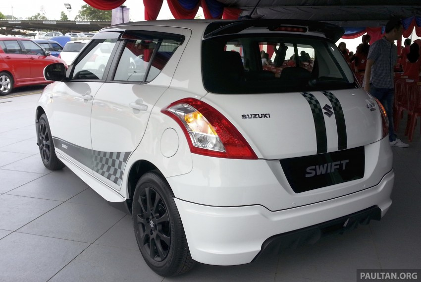Suzuki-Swift-RR-rear-three-quarter