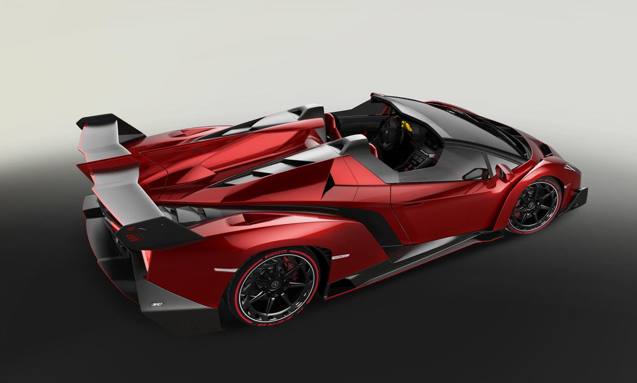 lamborghini unveils the veneno roadster - pakwheels blog