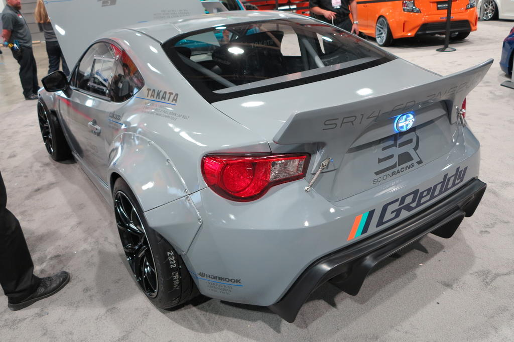 Scion Frs Turbo >> Toyota Supra Powered Scion FR-S /Toyota GT86 - PakWheels Blog