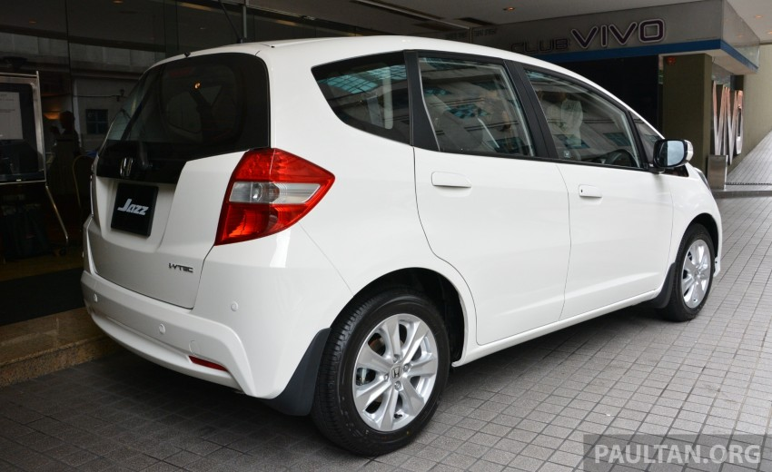 spotted  was this honda atlas test driving the honda fit  jazz for pakistan