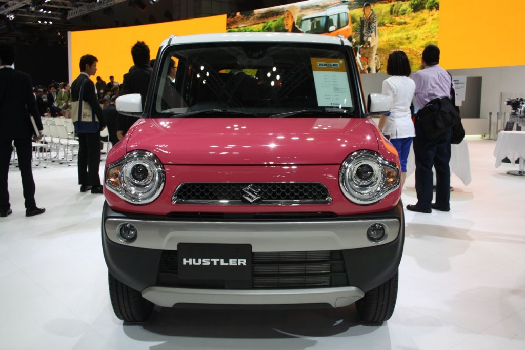 Suzuki-Hustler