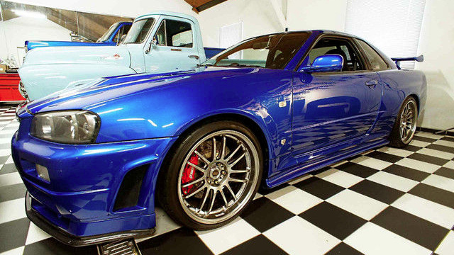 Paul Walker S Fast Amp The Furious Skyline Goes On Sale For