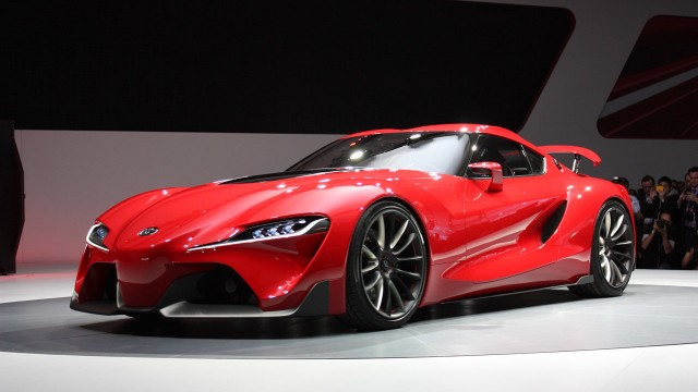Toyota Ft1 Price >> Toyota Ft 1 Concept Is Possibly The New Supra Pakwheels Blog