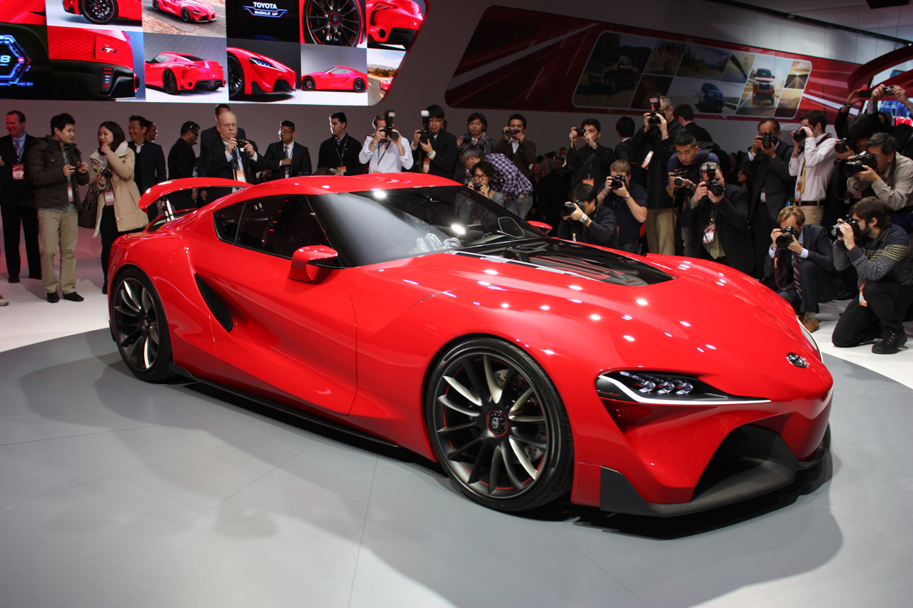 007 Toyota ft 1 Concept