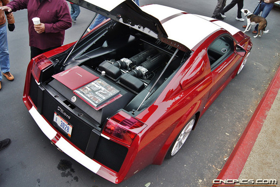Man Turns A Lamborghini Gallardo Into A Mustang Pakwheels Blog