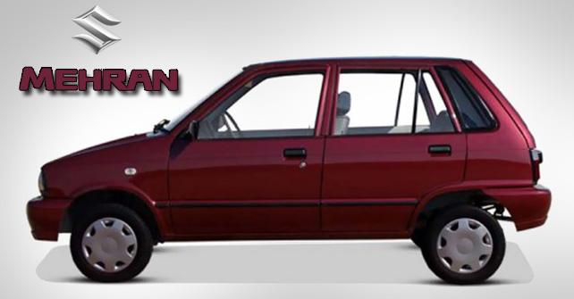 Suzuki Mehran - 1989 to 2014