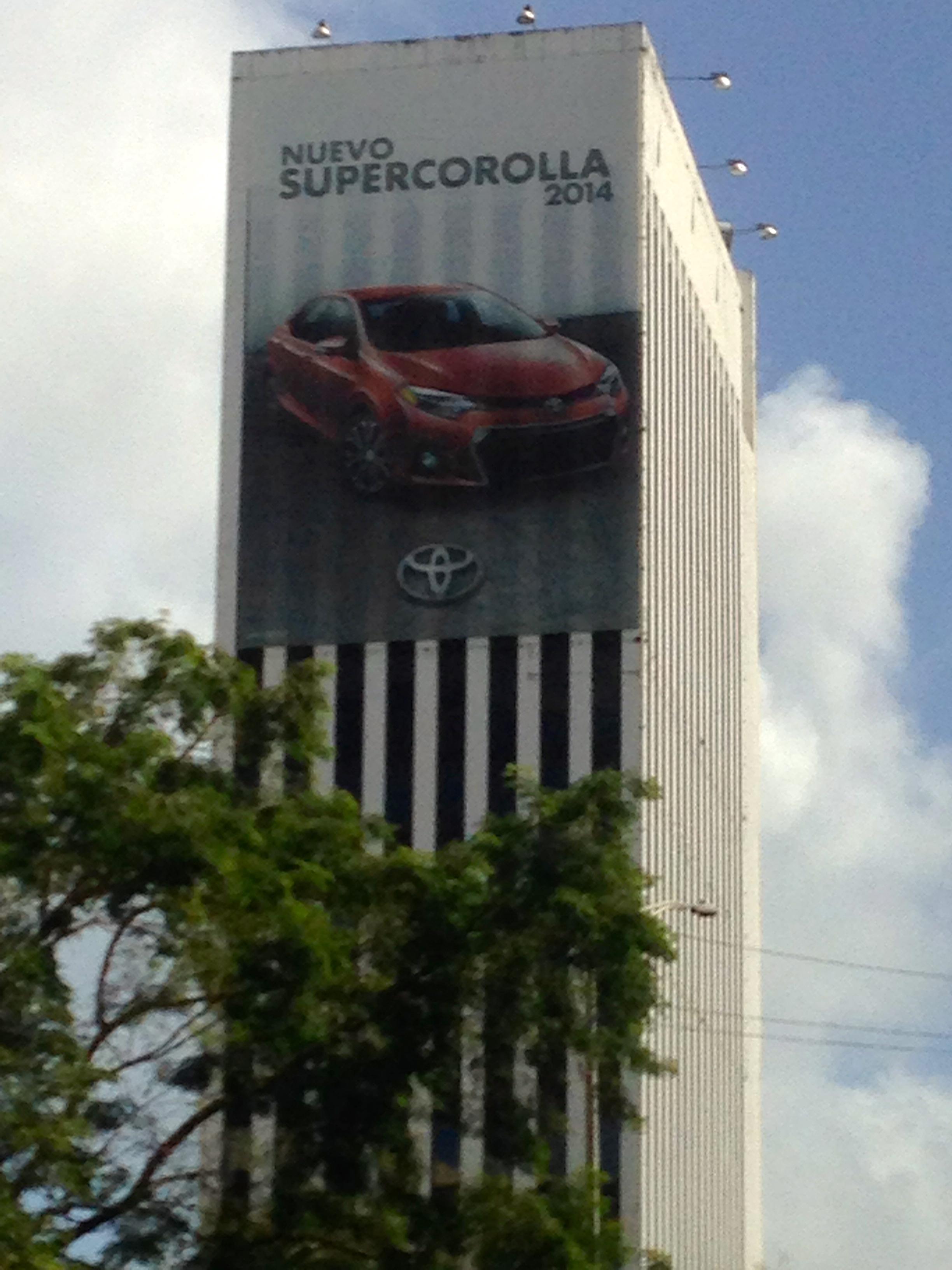 Full Supercorolla