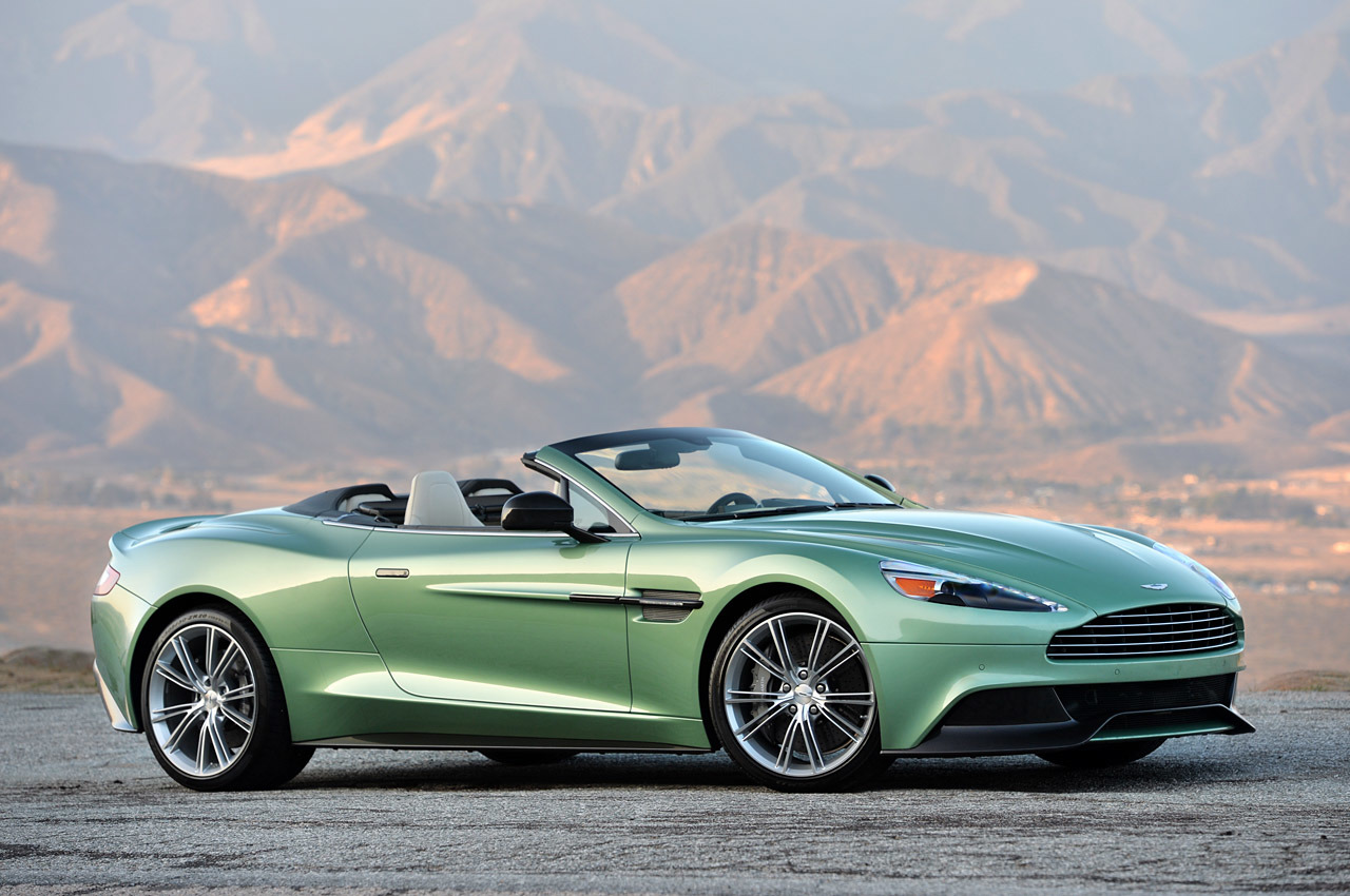 2014 aston martin vanquish volante pakwheels blog. Black Bedroom Furniture Sets. Home Design Ideas