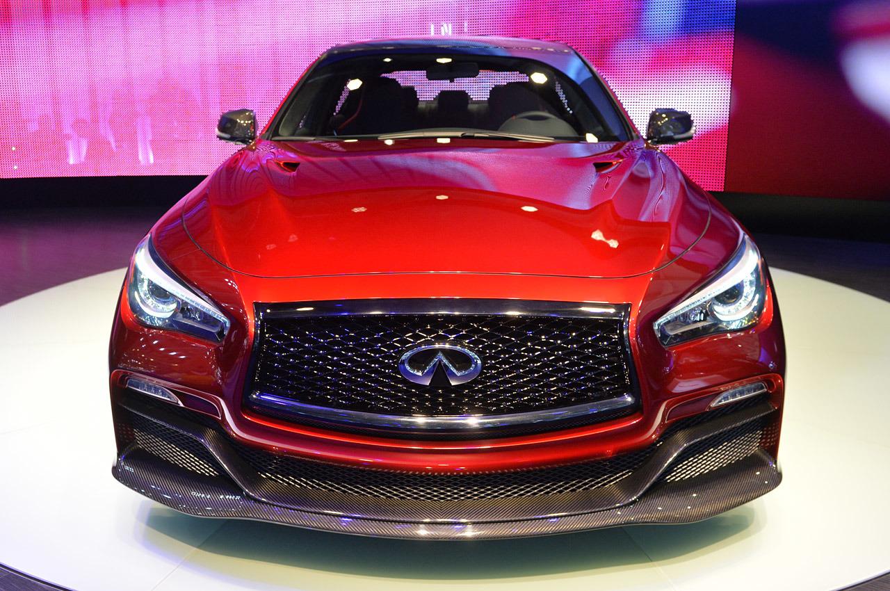 Infiniti Q50 Eau Rouge is a GT-R Sedan - PakWheels Blog