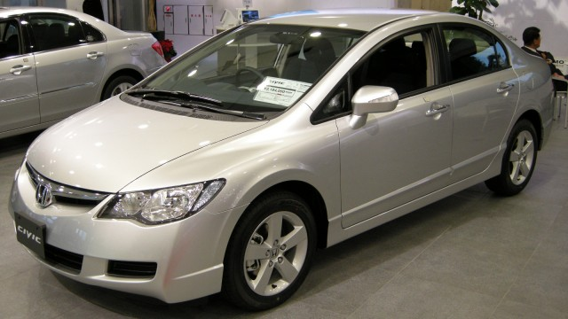 2007_Honda_Civic