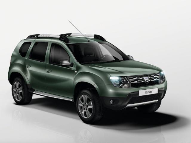 New Dacia Duster 2014
