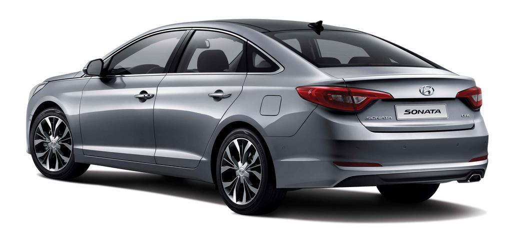 2015 Hyundai Sonata Revealed Pakwheels Blog