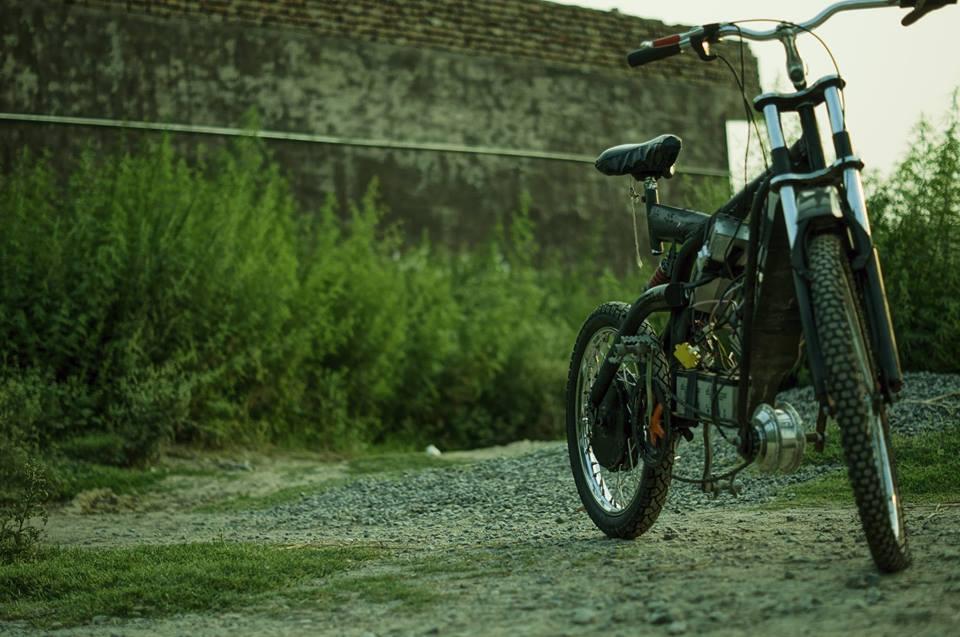 Hybird Bike 1