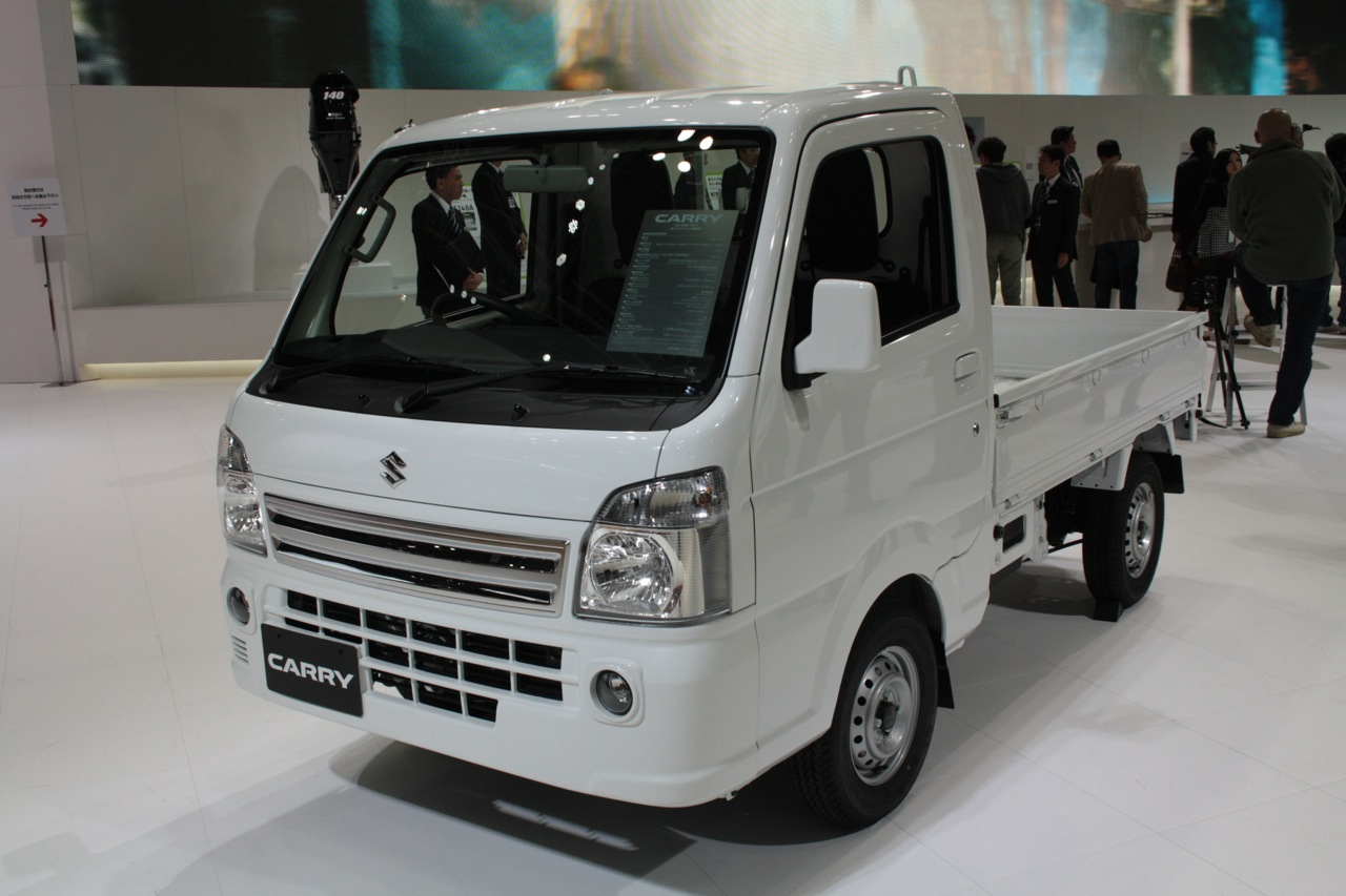 Indian Maruti Suzuki Carry Will Be Decades Apart From