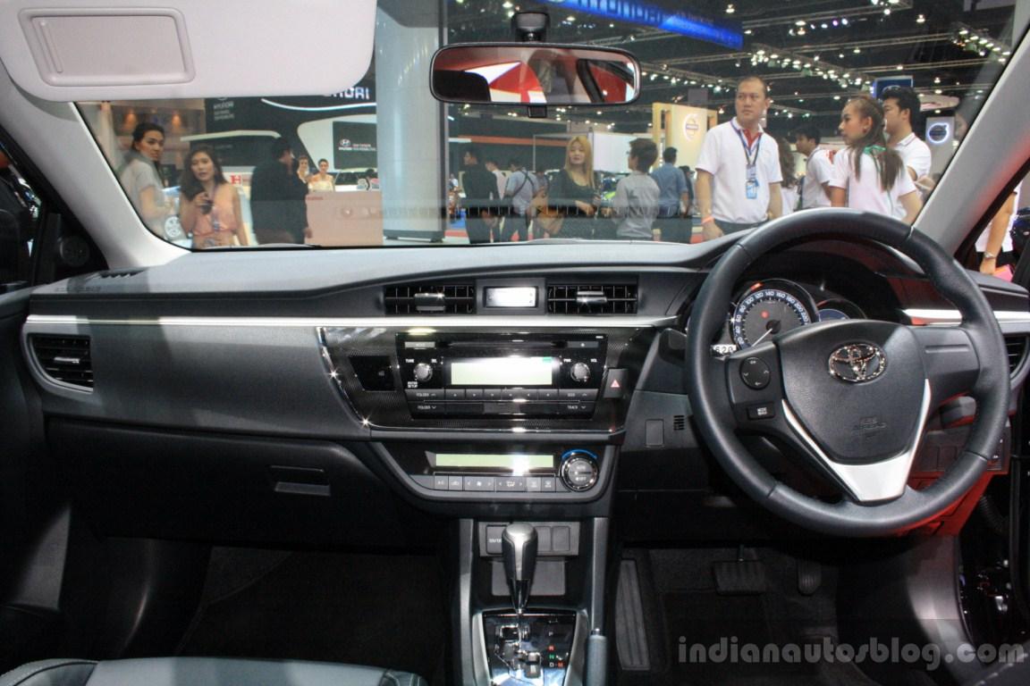 Toyota unveils three variants of Corolla Altis in Thailand - PakWheels Blog