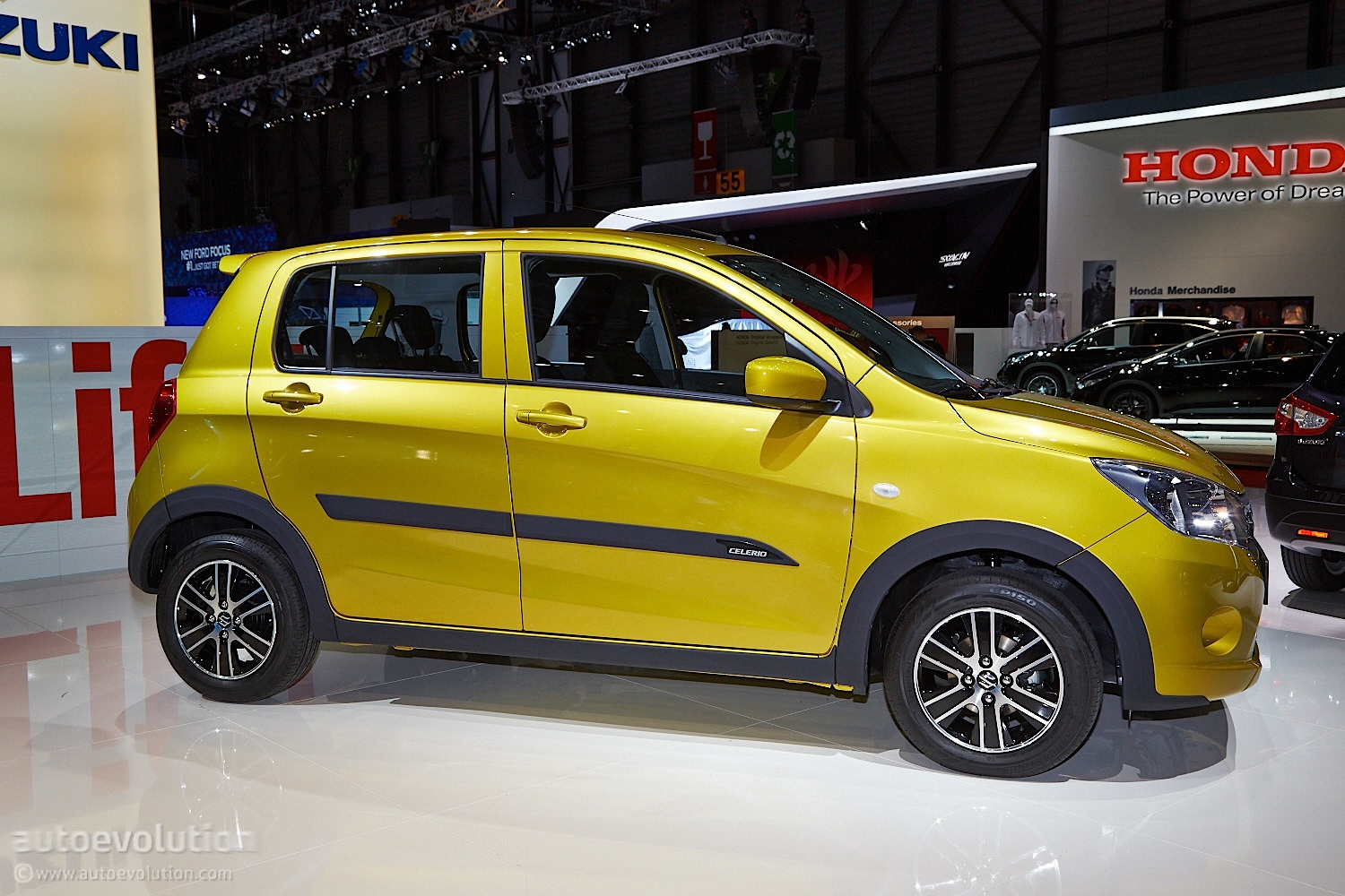 Suzuki Celerio will replace Alto in India - PakWheels Blog
