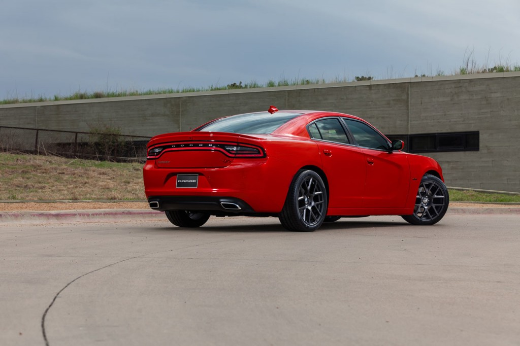2015 Dodge Charger R/T