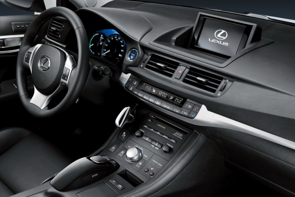 Lexus-Ct-200h-Interior