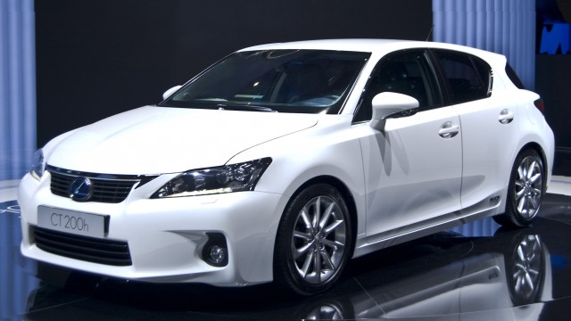 Amazing Last Week When I Was Driving, I Saw A Lexus CT200h In My Rear View Mirror  And I Just Went WOW! It Looked Amazing, Specially The Black One I Saw, ...