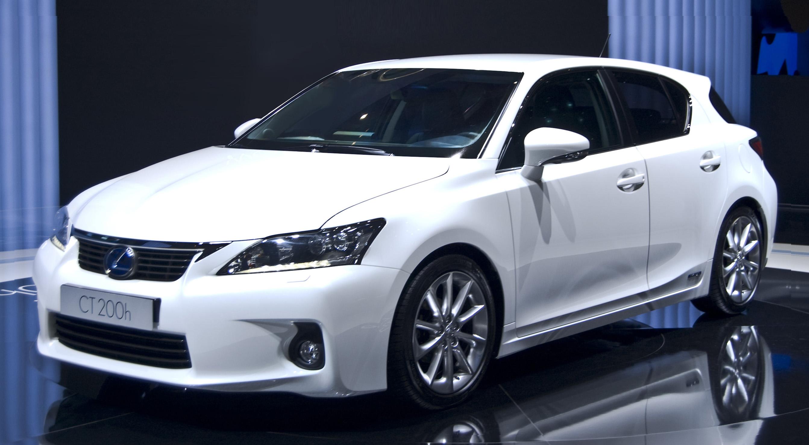 lexus drive ct cars driven top speed