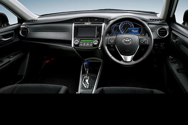 axio hybrid toyota corolla pakistan interior honda cars pakwheels specifications version shape fuel after meter insight models neon