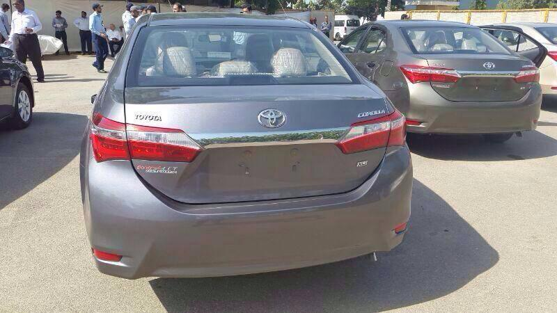 2014 Toyota Corolla Xli To Come With Automatic