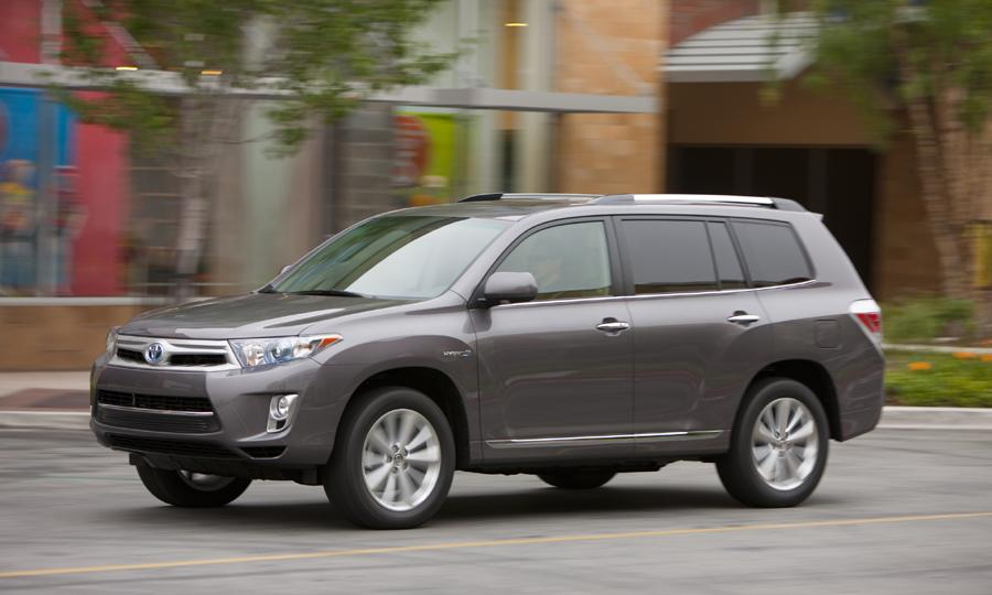 2013 toyota highlander hybrid reviews pictures and prices. Black Bedroom Furniture Sets. Home Design Ideas