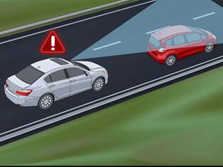 forward collision