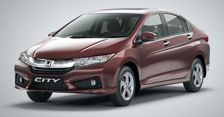 Honda city car price in india 2017 17