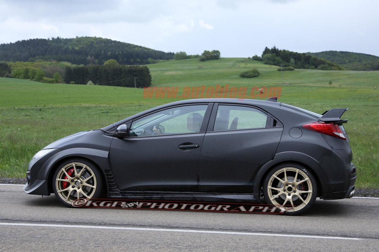 Spy shots compliance autos post for 2014 honda crv oil type