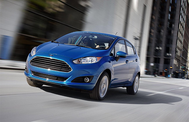 Ford Fiesta 2014 Launched in India