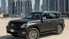 Nissan Patrol VVIP Limited