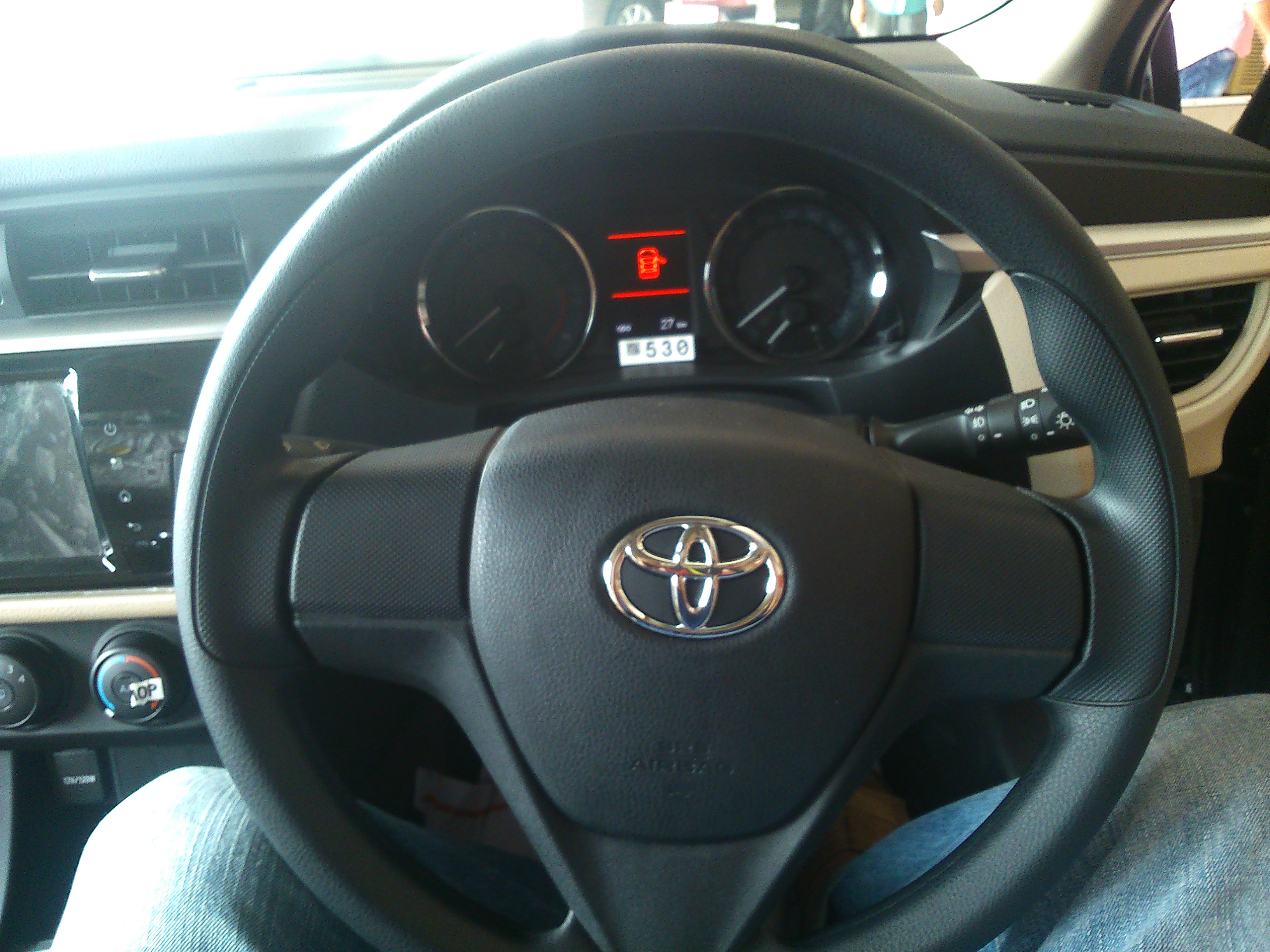 Toyota corolla 2014 dealership review